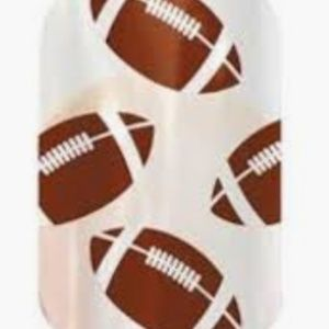 NWOT Jamberry - Footballs on Clear (SP08)